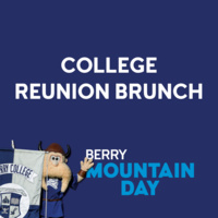 2019 College Reunion Brunch at Mountain Day