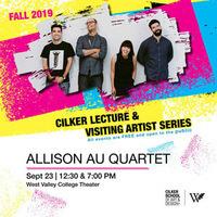 Allison Au Quartet