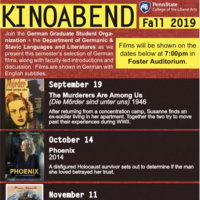 "GSLL Kinoabend: ""Phoenix"" film screening"