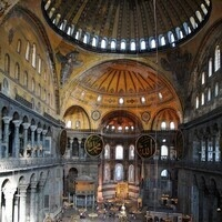 Heaven on Earth: Justinian's Hagia Sophia