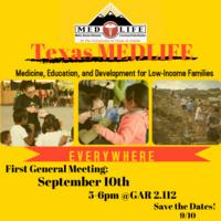 Texas MEDLIFE First General Meeting