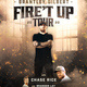 Brantley Gilbert's Fire't Up Tour with Special Guests Chase Rice & Brandon Lay