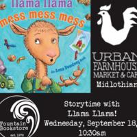 Storytime with Llama Llama