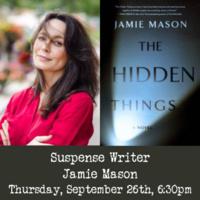 Suspense Writer Jamie Mason
