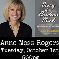 Launch Event for Anne Moss Rogers in Memory of Charles Rogers