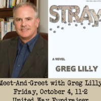 United Way of Greater Richmond Fundraiser with Novelist Greg Lilly