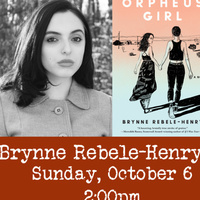 Pre-Launch Party for Debut Author Brynne Rebele-Henry