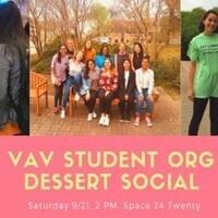 VAV Student Org Dessert Social