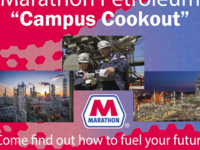 """Marathon Petroleum """"Campus Cookout"""""""