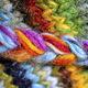 Yarn Arts Demonstration and DIY Yarn Bracelets