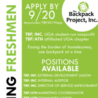 Applications: The Backpack Project