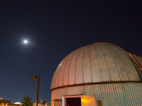 Public Viewing Night at the Missouri S&T Observatory - The Moon