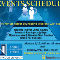 Drop-in Hours at the Career Advancement Center