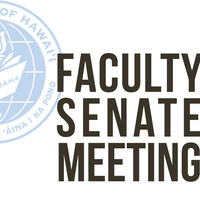 Faculty Senate Meeting