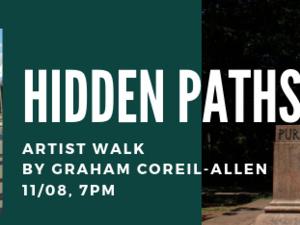 Hidden Paths: Artist-Led Walk by Graham Coreil-Allen, Arches and Access Evening Wander