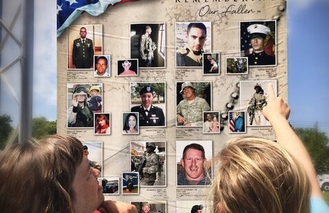 Remembering Our Fallen Georgia Memorial