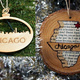 DIY Wooden Ornament and Magnet Decoration