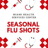 Faculty/Staff Seasonal Flu Shots @ Oxford Campus
