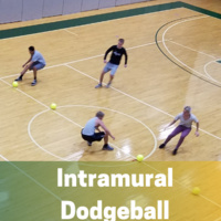 Intramural Dodgeball Registration Deadline