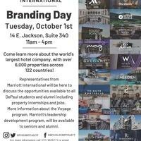 Marriott International Branding Day