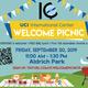 International Center Welcome Picnic