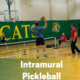 Intramural Doubles Pickleball Deadline
