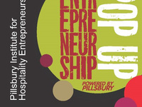 Pillsbury Hospitality Entrepreneurship Kick-Off Event