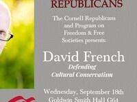 David French: Defending Cultural Conservatism