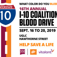 I-10 Coalition Blood Drive