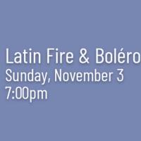 Latin Fire & Boléro