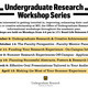 Summer Research Experiences Off-Campus - Application Tips