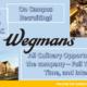 Wegmans On-Campus Recruiting - CLT