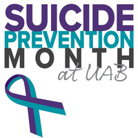 Suicide Prevention Awareness Tabling