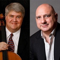 Faculty Artist Series: Stephen Balderston, cello & George Vatchnadze, piano