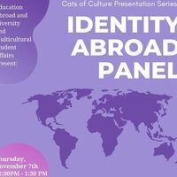 Identity Abroad Panel & Diversity Dialogue Luncheon