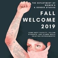 Women's and Gender Studies Fall Welcome