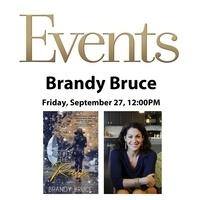 Brandy Bruce Book Signing