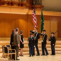 PLU Veterans Day