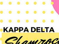 Kappa Delta Shamrock 2019