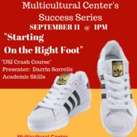 Multicultural Center's Success Series