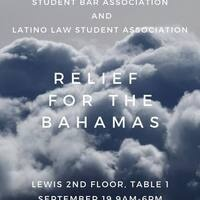 Relief for the Bahamas