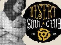 Desert Soul Club Mod Soul Party