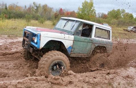 Annual Fall Mud Bog
