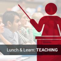 Graduate Studies Professional Development Lunch & Learn