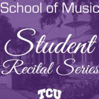 Student Recital Series: Caroline Caves, clarinet.