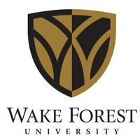 Wake Forest University School of Business Information Table