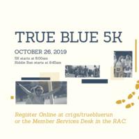 True Blue 5K / Abbie's Adventure Race