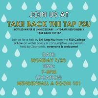 Take Back the Tap Meeting