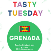 Tasty Tuesday: Grenada