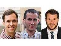 CAM Colloquium:  Short Research Presentations by Assistant Professors Anil Damle (CS), Mahdi Esmaily Moghadam (MAE), and Nikolaos Bouklas (MAE)